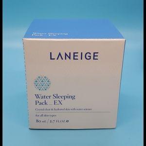 Laneige • Water Sleeping Pack _ EX • 2.7oz.•NIB